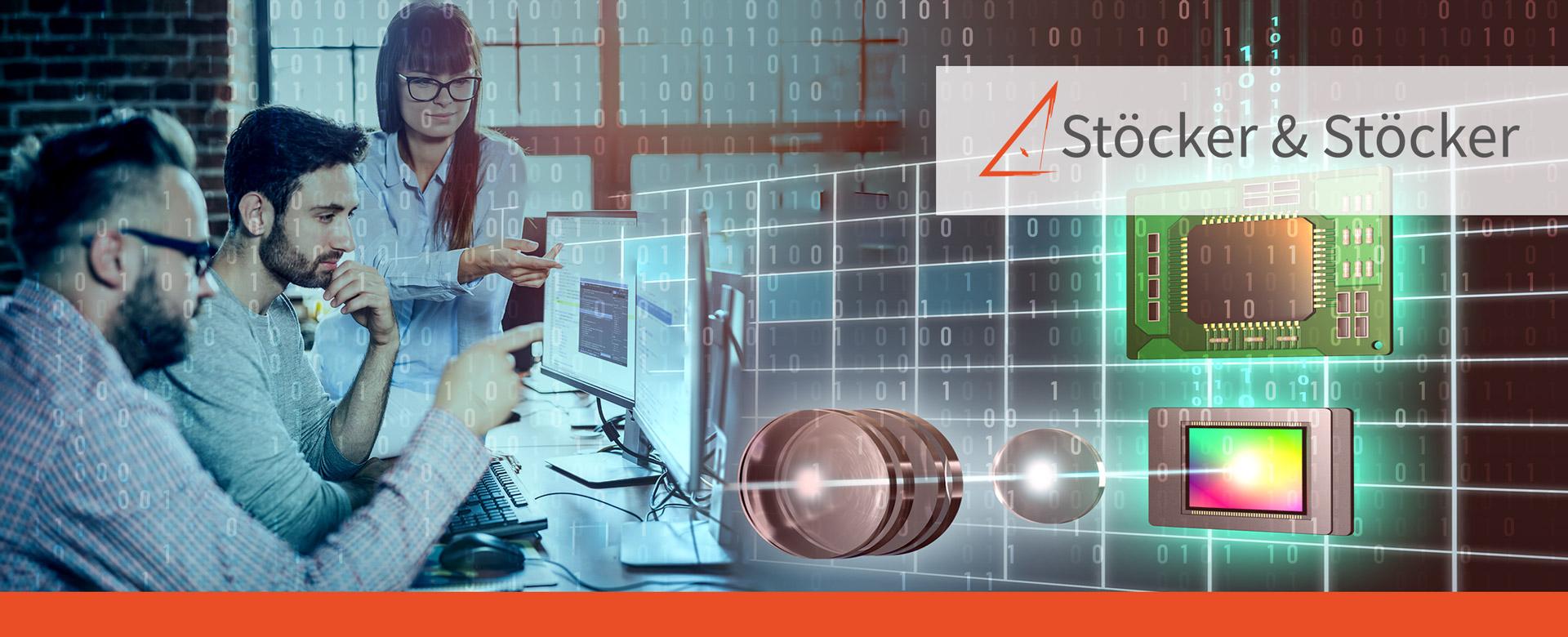 Embedded Softwareentwickler Bildverarbeitung (m/w/d)